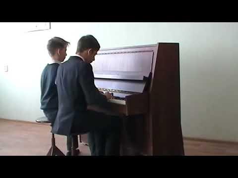 Казаковы Ярослав и Александр