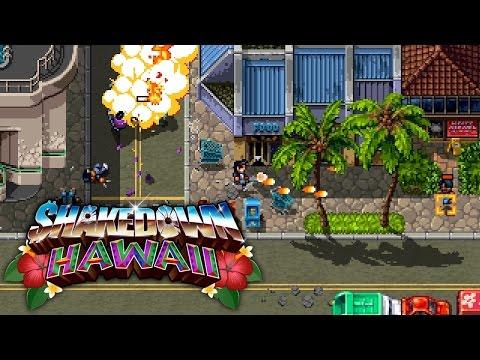 Shakedown: Hawaii™ - PSX 2016 Teaser Trailer thumbnail