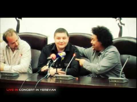 Armenchik – Ur Gnam (Music Video from Armenian Concert 2009)