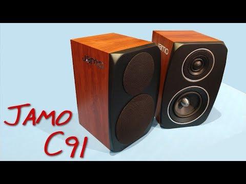 Z Review - Jamo C91