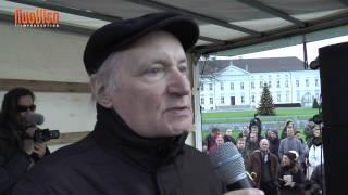 """""""Was niemand auszusprechen wagt"""" – Theologe Dr. Eugen Drewermann – Berlin 13.12. 2014"""