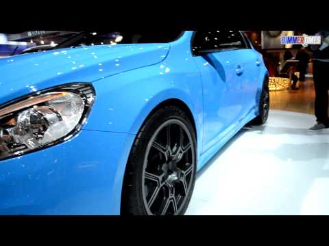 2013 Volvo S60 - Great Stance from the Wheels/Brembo Brakes