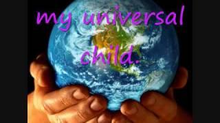 Annie Lennox - Universal child.