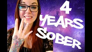 12 Lessons from 4 Years of Sobriety