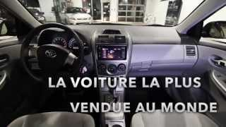 preview picture of video 'Toyota Corolla 2013 - Spinelli Toyota Lachine'