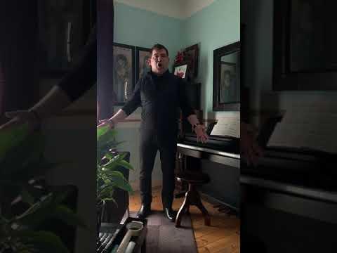 Anwesenheitsnotiz – Verdi im Wohnzimmer mit Nicolai Karnolsky
