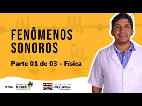 Aula 09 | Fenômenos Sonoros - Parte 01 de 03 - Física