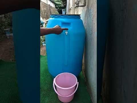 260L Barrel for water storage