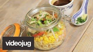 DIY Posh Pot Noodle  I Tasty Tenner