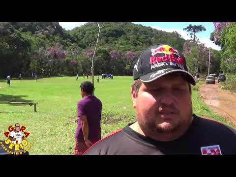 Marcelo Machado Técnico da Equipe Só Amigos fala sobre a 1ª Copa Izalto do Campo do Monjolo 2018 de Juquitiba
