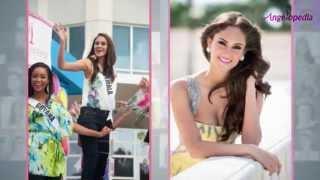Ana Montufar Urrutia from Guatemala  - Miss Universe 2014 Top 20 Favourites