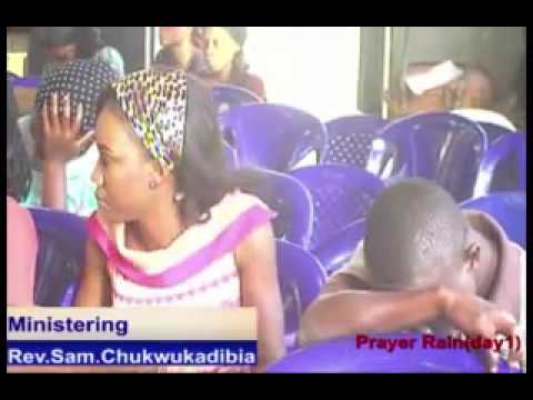 The Efficacy of prayer by Rev.Sam.Chukwukadibia