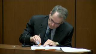 Doctor testifies about Lorazepam