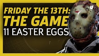 Friday The 13th: The Game - 11 Movie References & Easter Eggs!