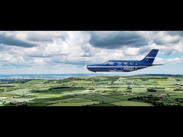 Самый большой в мире водородный самолет совершил первый полет