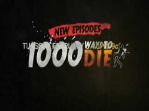 trailer 1000 ways to die