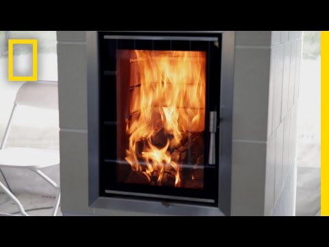 Inside The Wood Stove Decathlon | National Geographic Mp3
