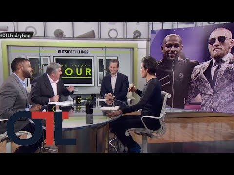 Mayweather vs. McGregor second highest PPV ever | Outside The Lines | ESPN
