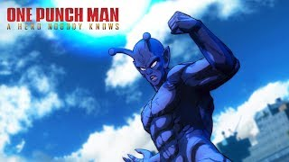 ONE PUNCH MAN: A HERO NOBODY KNOWS - Character Trailer #1 - PS4/XB1/PC
