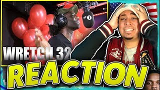 WINS AN AWARD! Wretch 32   Fire In The Booth (Part 5) REACTION (NY) @Wretch32 Lady Leshurr Ep.7 Soon
