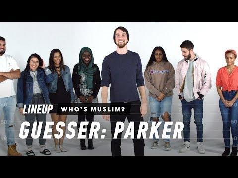 Guess Who's Muslim (Parker) - Lineup
