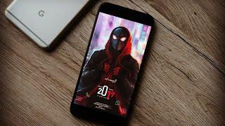 Best Nova Setup : Spiderman(kwgt)