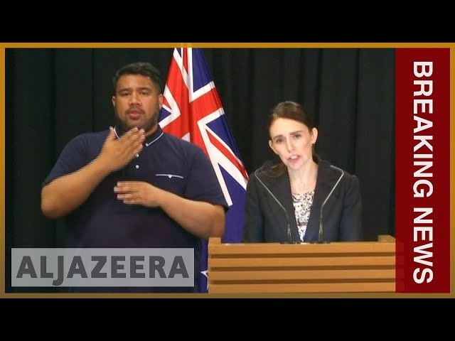 ???????? New Zealand bans sale of assault, semi-automatic rifles: PM | Al Jazeera English