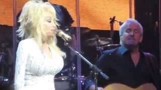 Banks of the Ohio - Dolly Parton Berlin live 06.07.14
