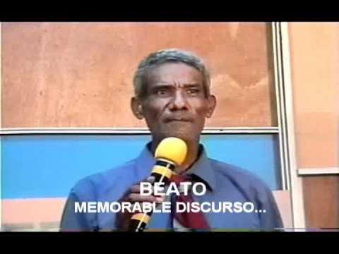 DISCURSO DE BEATO