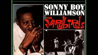 Sonny Boy Williamson II & The Yardbirds - 23 Hours Too Long