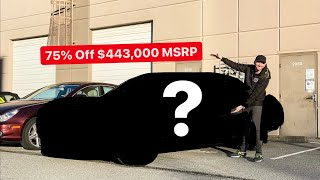 I BOUGHT THE MOST LUXURIOUS CAR IVE EVER DRIVEN! *NEW DAILY*