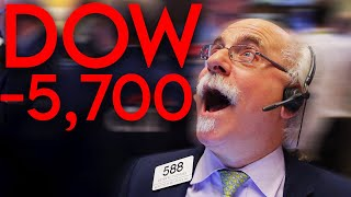Dow Jones PANIC & Stock Market Crash: Do This NOW