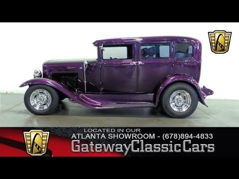 Video of '31 Model A - LRVT