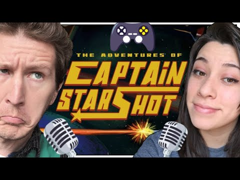 Captain Starshot FREE PC Gameplay and Review | Game Nation Live Stream