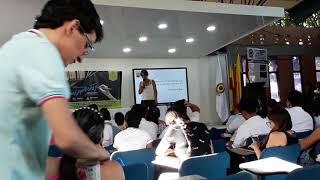 Ponencia: Modelo pedagógico IETAG