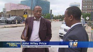 John Wiley Price Says He