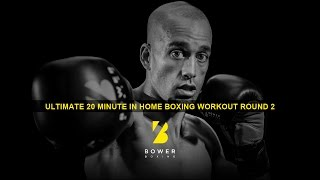 U+16:28LTIMATE 2O MINUTE IN HOME BOXING WORKOUT 2. HAVE YOU TRIED THIS? by NateBowerFitness