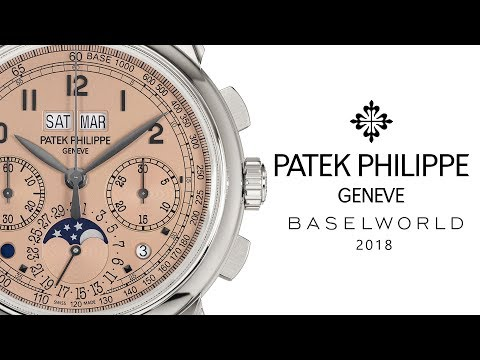 Patek Philippe Watches: My FIVE Favorites At Baselworld 2018