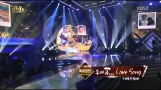 육성재김소현-LOVESONGOSTWHOAREYOUSCHOOL2015