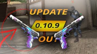NEW USP SKIN, BHOP POSSIBLE AGAIN ? UPDATE 0.10.10 OUT   STANDOFF 2 NEWS
