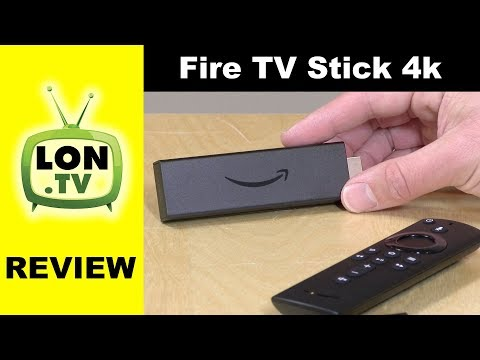 Amazon Fire TV Stick 4K Review: Better than the Fire TV 3 and the Cube!