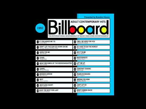 Billboard Top AC Hits - 1992 Mp3