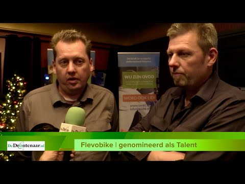 VIDEO | Flevobike accepteert nominatie met 'dubbel gevoel' na overlijden van Erwin Vrielink