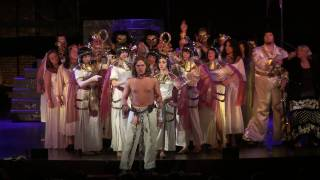 """Pharaoh's Dreams Explained"" from MLTs ""Joseph...Dreamcoat"" feat. James Redden"