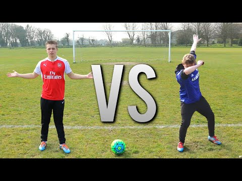 JERSEY VS GUERNSEY   FOOTBALL CHALLENGES ft. WROETOSHAW