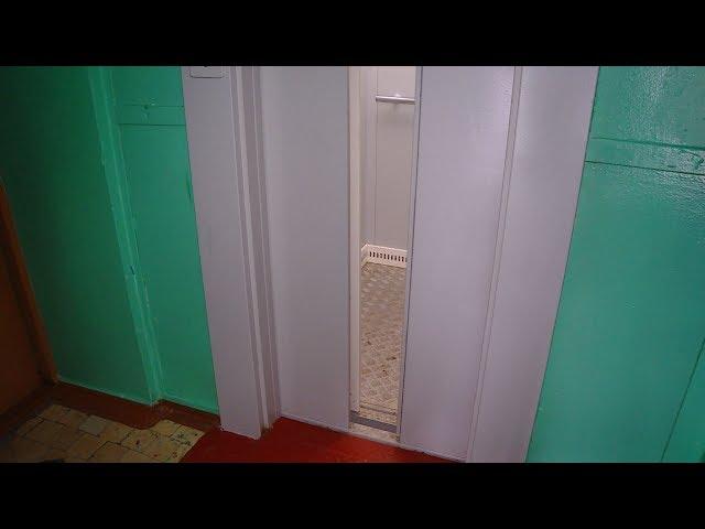 В Ангарске едва не рухнул лифт