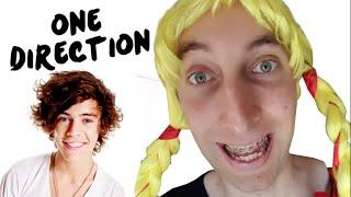 Clarissa Ist One Direction FAN !