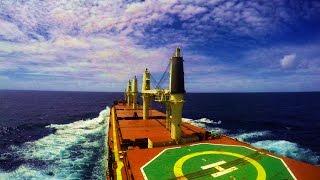 Работа Моряков: Рейс в Бразилию