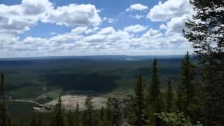 Trip video of Purple Mountain
