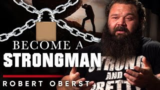 ROBERT OBERST - HOW TO BECOME A STRONGMAN   London Real